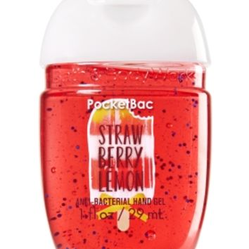 PocketBac Sanitizing Hand Gel Strawberry Lemon