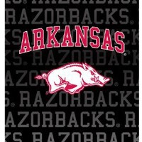 Arkansas Razorbacks Full Design on AT&T iPhone 4 Case by Coveroo