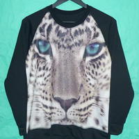 Cold Tiger Winter  Tumblr Tour Sweater top sweatshirt hoodie t shirt fashion cool tumblr hipster men womens-Worldwide Shipping Size M/L