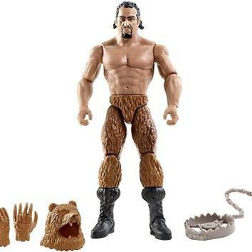WWE Create A Superstar Rusev Figure