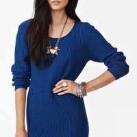 Tangled Up In Blue Knit in  Clothes Tops at Nasty Gal