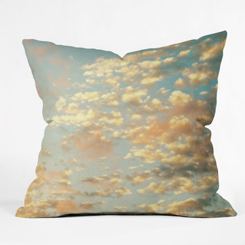 Shannon Clark Softly Throw Pillow