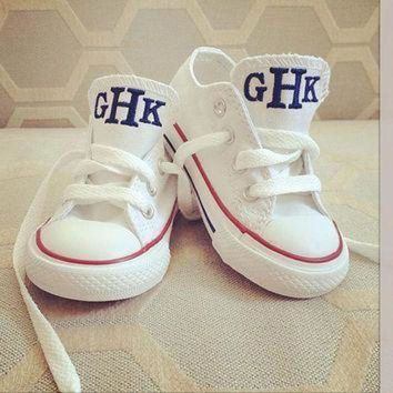 VONE05D personalized kids converse chuck taylor from babybox on opensky on opensky