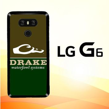 Drake Waterfowl Systems Camo X3442 LG G6 Case