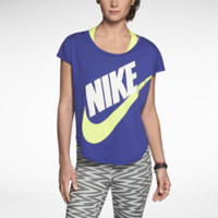 Nike Signal Women's T-Shirt - Deep Night