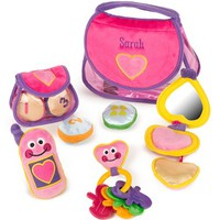 Toddler Melissa & Doug Personalized 'Fill & Spill' Pretty Purse