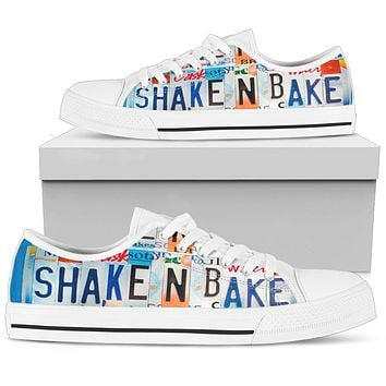 Shake N Bake Low Top