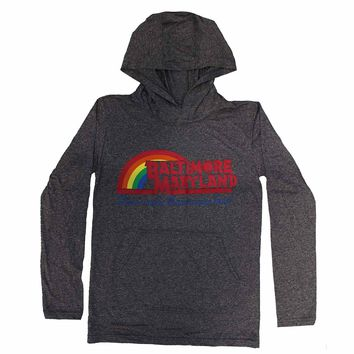 There's More Than Murder Here (Heather Sport Black) / Hoodie