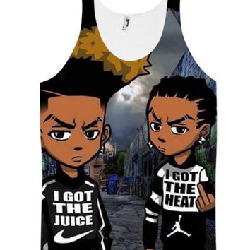 BOONDOCKS JUICE TANK