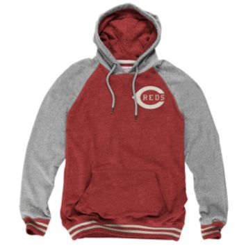 Mitchell & Ness MLB Extra Innings Lightweight Hoodie - Men's at Eastbay