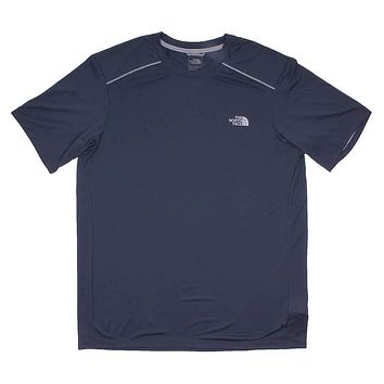 Men's 24/7 Tech Shirt in Urban Navy Heather by The North Face - FINAL SALE