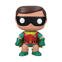 Robin 1966 Batman TV Series Pop Heroes Vinyl Figure