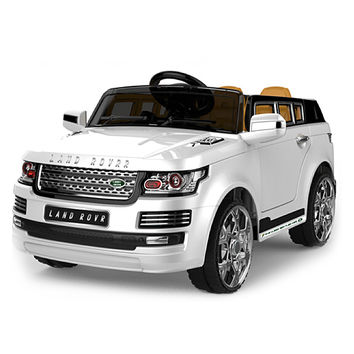 Best Ride On Cars White Luxury SUV Ride-On | zulily
