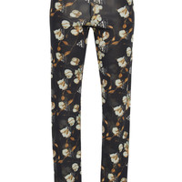 Floral Nylon Stretch Leggings | Moda Operandi