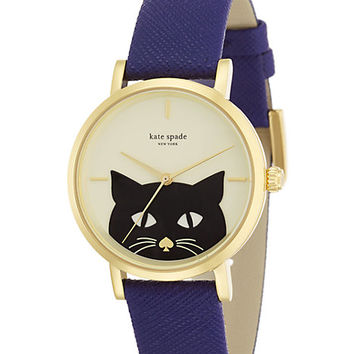 Kate Spade Cat Metro Navy ONE