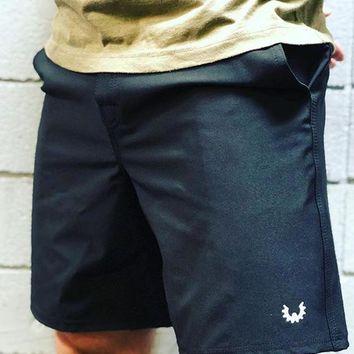 ELITE 1 BLACK WOD SHORT