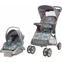 Cosco Lift & Stroll Travel System - Elephant Circus - TR355DFJ