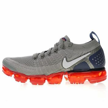 Nike Air Vapor Max Flyknit 2.0 W Running Shoes 942842-010