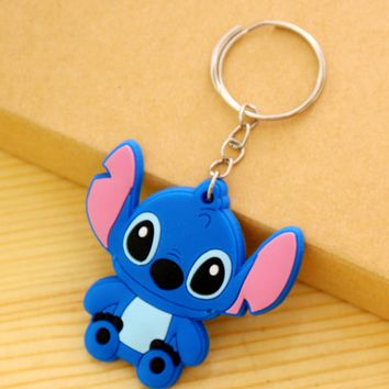 Brand New Disney Lilo and Stitch Keychain
