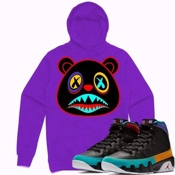 Jordan Retro 9 Dream It Do It Sneaker Hoodie - DREAM IT BAWS