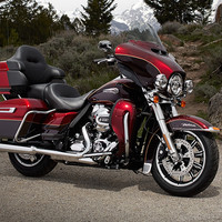 2014 Touring Electra Glide Ultra Classic Motorcycles