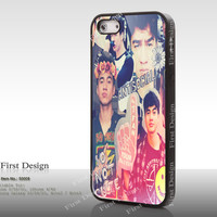 5 seconds of summer Resin iPhone 5S case iPhone 5C Case, iPhone 4S case, Samsung Galaxy S3 S4 S5 Note 2 Note 3 Case - 50008