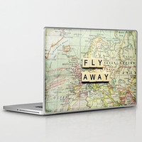 fly away Laptop & iPad Skin by Sylvia Cook Photography | Society6