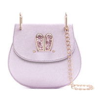 Mini Stylish Messenger Bags Simple Design Chain Bags Shoulder Bag [4982891268]