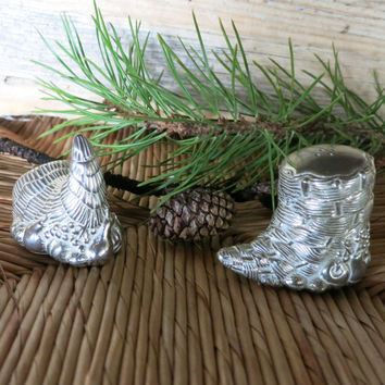 Pewter Salt And Pepper, Salt And Pepper Shakers, Housewarming Gift, Wedding Gift, Bridal Shower Gift