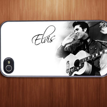 Elvis Presley -  iPhone 4/4S,5/5S, and 5C - Samsung Galaxy S3, S4 and S5 Protective Phone Case