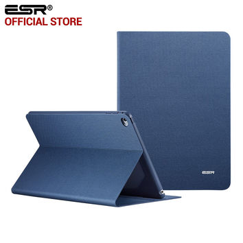 ESR Oxford Cloth PU Leather Smart Cover Folio Stand Casual style Case for iPad Mini 4