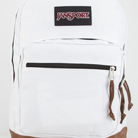 Jansport Right Pack Backpack White One Size For Men 26863015001