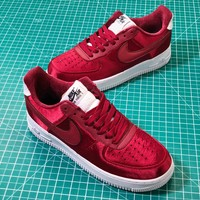 [ Free  Shipping ]Nike Air Force 1 Low '07 SE  AA0287-602 Running   Sneaker