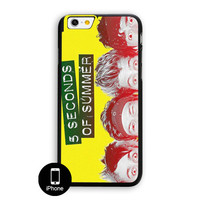 5 Second Of Summer Eyes iPhone 6 Case