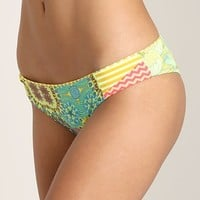 Maaji Knots a Lot Cheeky Bikini Bottom 245MBC at Largo Drive Underwear & Swimwear