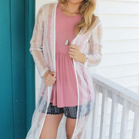 Barely There Cardigan {2 colors}
