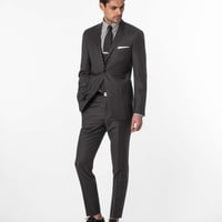 The Mayfair Suit in Charcoal