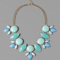 SPARTANBURG STATEMENT NECKLACE