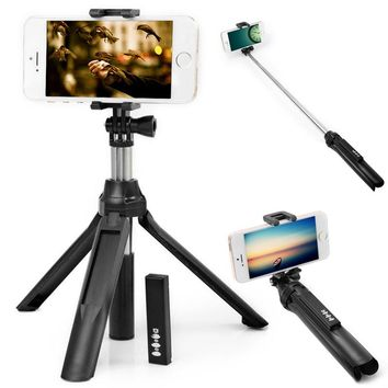 Bluetooth Selfie Stick Extendable Monopod Tripod For iPhone 6S 6 Plus Samsung S6 For Android IOS SmartPhone