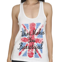 Makes You Beautiful Tank | Shop Junior Clothing at Wet Seal