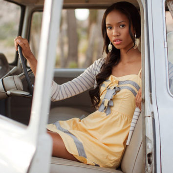 daylight hours applique dress - $36.99 : ShopRuche.com, Vintage Inspired Clothing, Affordable Clothes, Eco friendly Fashion