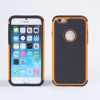 iPhone 6 Sport Style Silicone Cool Coque Fundas Protective Case For Men