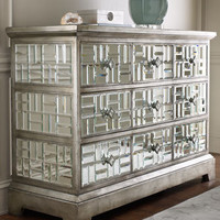John-Richard Collection Gatsby Mirrored Chest