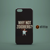 FUTURAMA ZOIDBERG Design Custom Case by ditto! for iPhone 6 6 Plus iPhone 5 5s 5c iPhone 4 4s Samsung Galaxy s3 s4 & s5 and Note 2 3 4