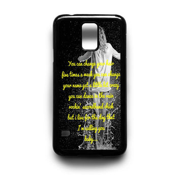R5 Lyric Samsung Galaxy S3 S4 S5 Note 2 3 4 HTC One M7 M8 Case