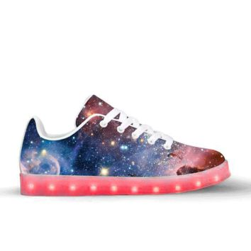 Lightyear - APP Controlled Low Top LED Shoes