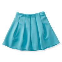 PS from Aero  Kids' Solid Pleated Skirt