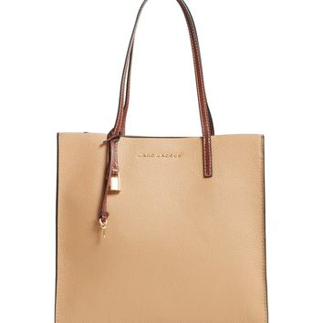 MARC JACOBS The Grind Colorblock Leather Tote | Nordstrom