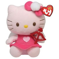Ty Beanie Babies Hello Kitty with Bow and Arrow