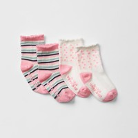 Gap Scalloped Socks 2 Pack